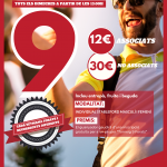Poster Torneo 9 Forats